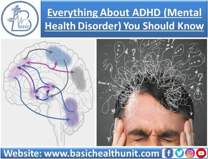 Everything About ADHD (Mental Health Disorder) You Should Know