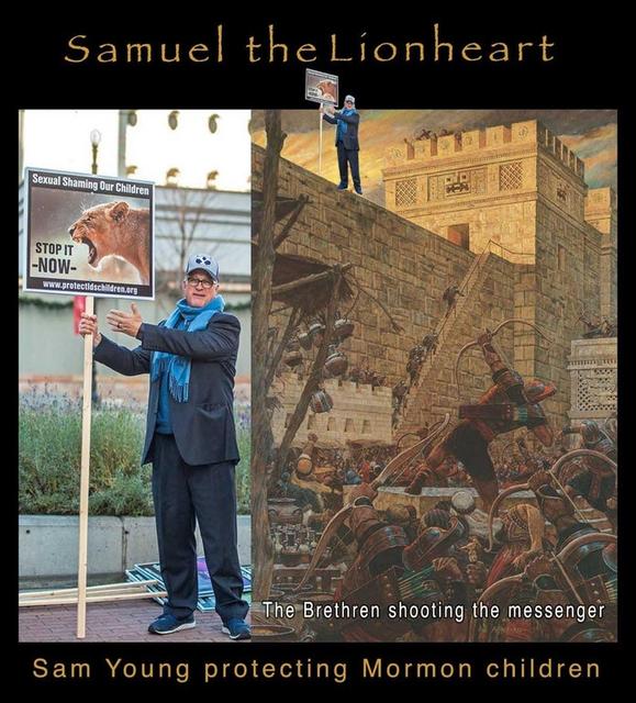 Sanuel the Lionheart