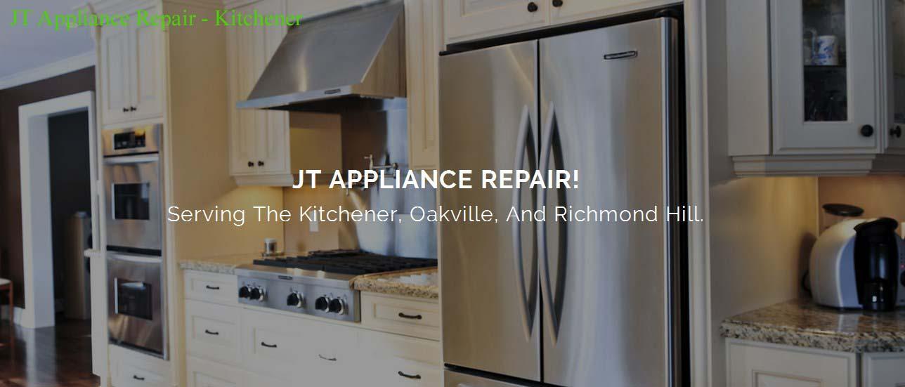 Kitchener Appliance Repair Jt Appliance Repair 519 957