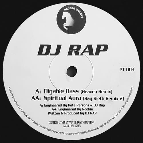Download DJ Rap - Digable Bass / Spiritual Aura (Remixes) mp3