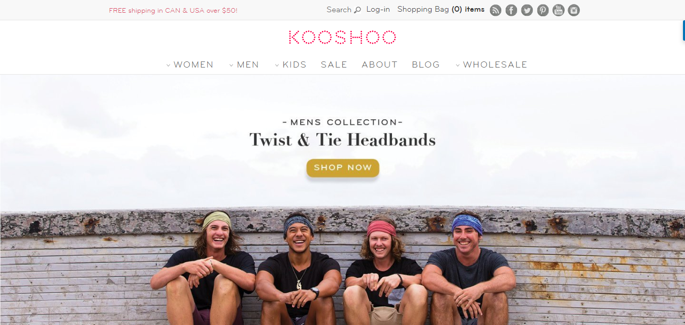 The KOOSHOO travel product recommended by Genevieve Taylor on Pretty Progressive.