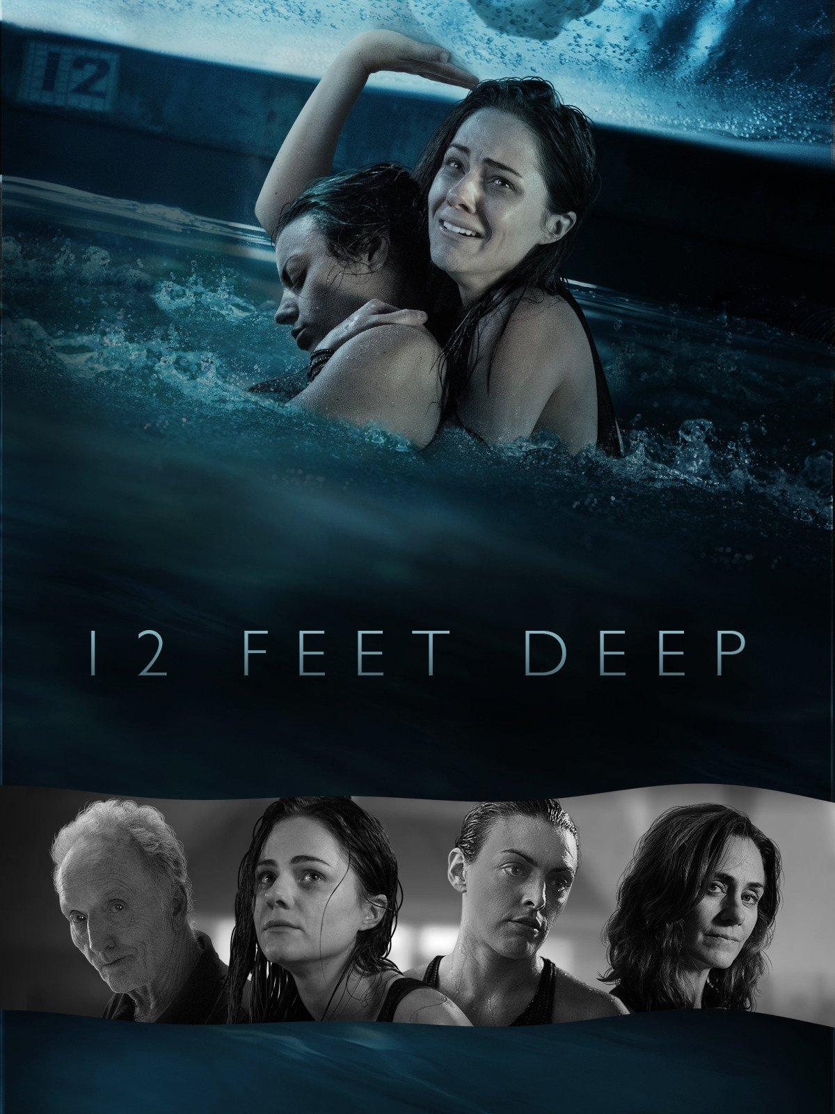 12 ფუტი სიღრმე 12 FEET DEEP