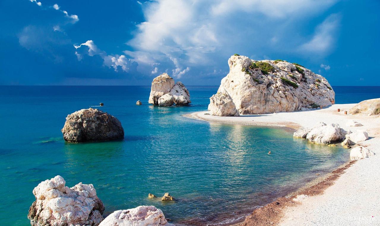 Бухта Афродиты Кипр
