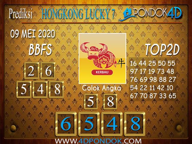 Prediksi Togel HONGKONG LUCKY 7 PONDOK4D 09 MEI 2020