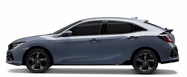 Honda Civic 10ªgen Facelift (2020) 19