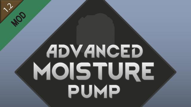 Advanced Moisture Pump (1.1-1.2)
