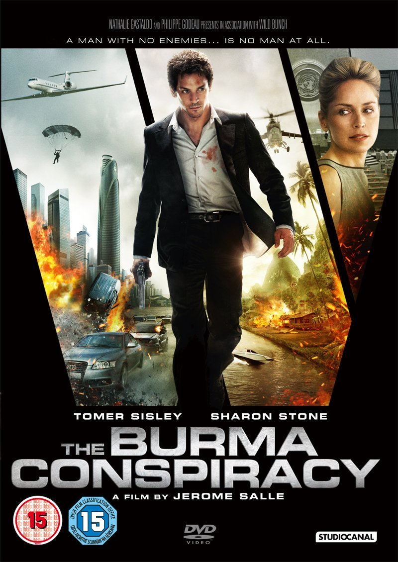 The Burma Conspiracy 2011 Hindi Dual Audio 720p BluRay ESubs 850MB | 450MB Download