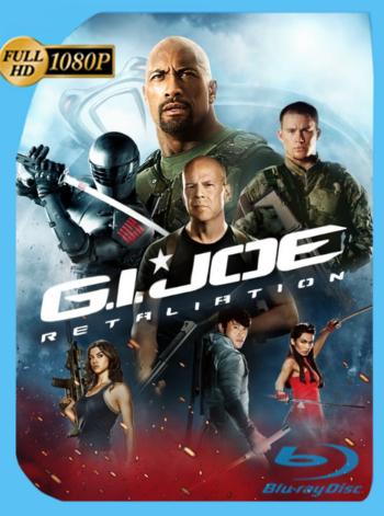 G.I Joe: El Contraataque (2013) EXTENDED BRRip [1080p] Latino [GoogleDrive]