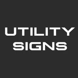 UTILITY SIGNS / Полезные вывески