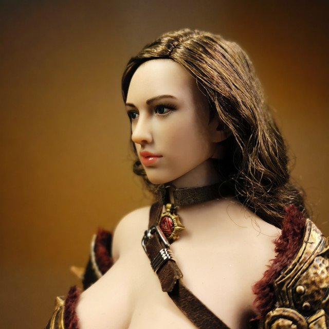 tbleague - NEW PRODUCT: TBLeague: 1/6 Viking Woman (# PL2020-162) Rpt