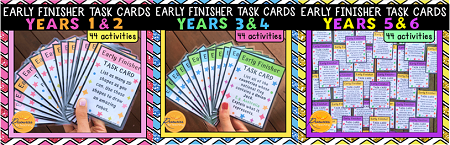 Early-Finishers-Task-Cards