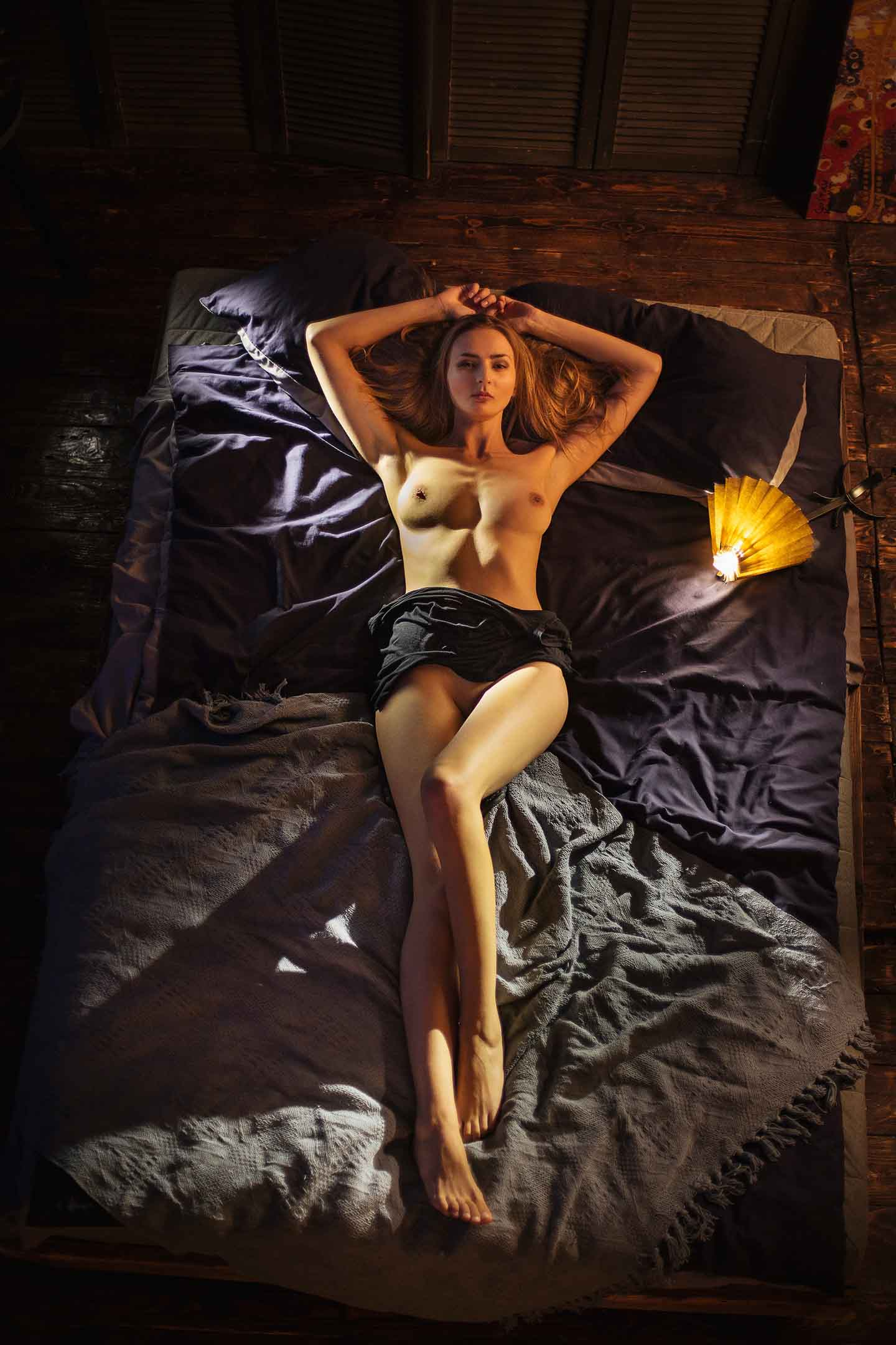 Anna Vladimirovna by Maxim Chuprin