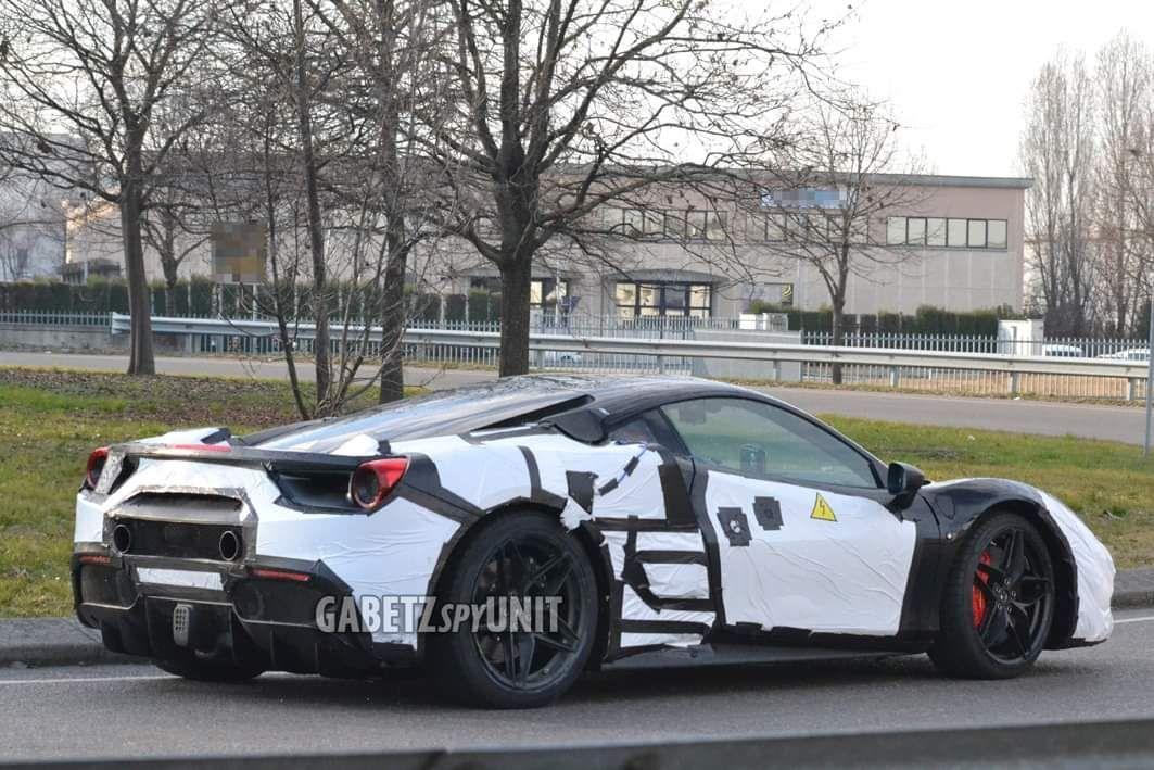 2021 Ferrari Híbrido 29