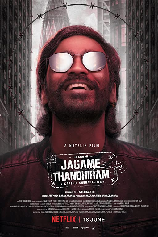 Jagame Thandhiram | 2021 | Hindi | 1080p | 720p |