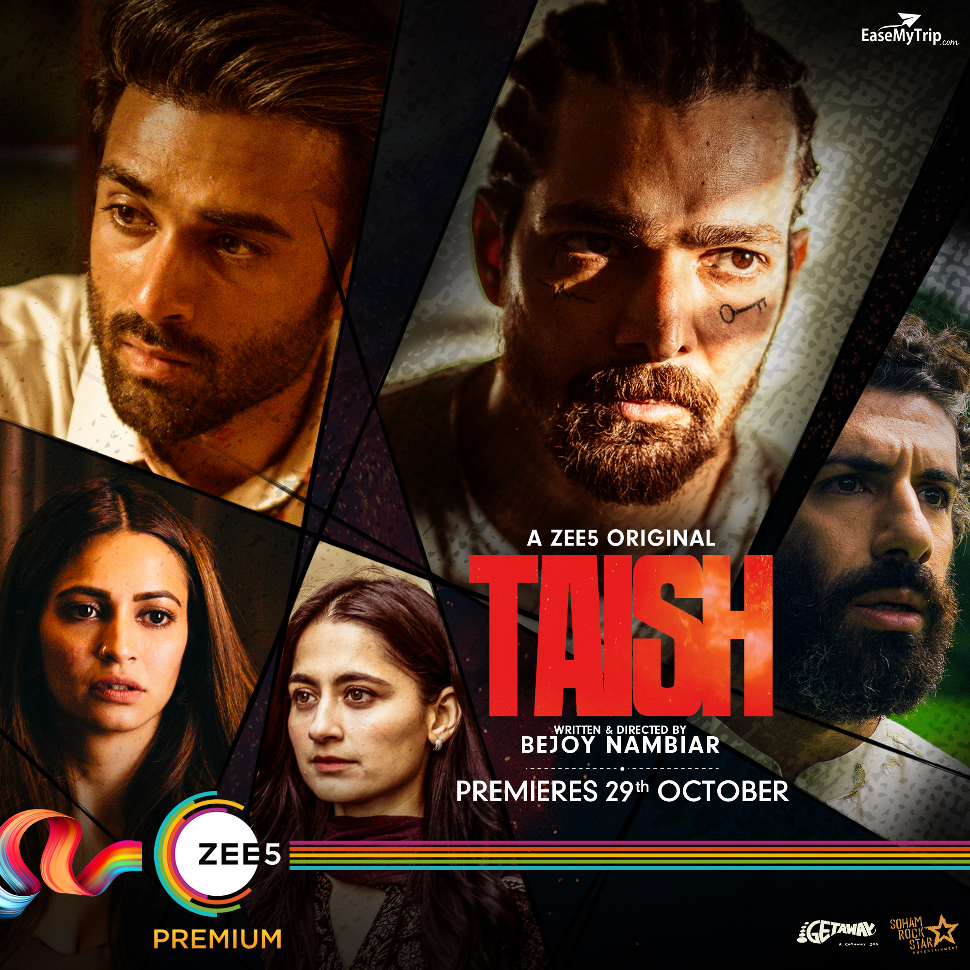 Taish 2020 S01 Hindi Complete Zee5 Web Series HDRip 720p Download