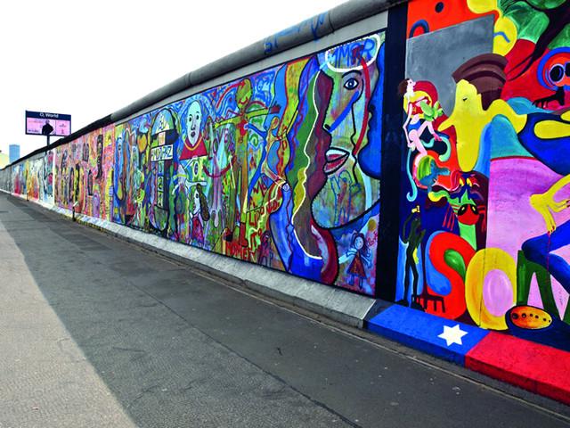 Muro de Berlín Travelmarathon.es