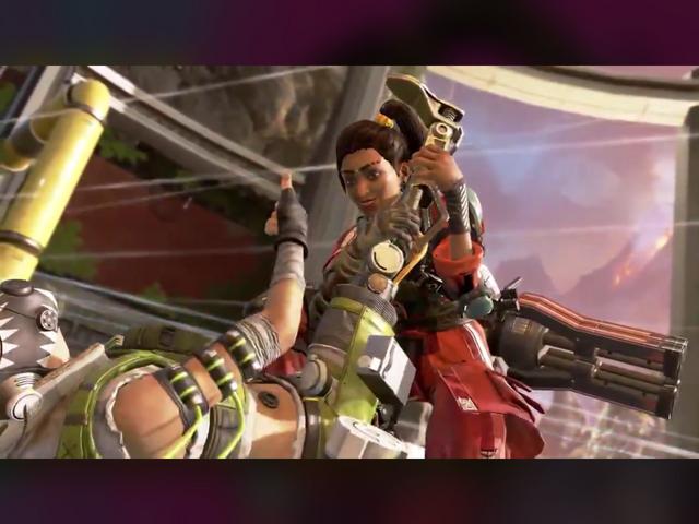 Apex英雄推出新英雄角色介紹影片 Rampart 根本物理系醫藥兵! Image