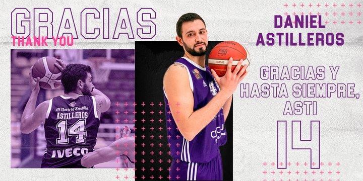 Plantilla Real Valladolid Baloncesto. 2021-2022 Asti14