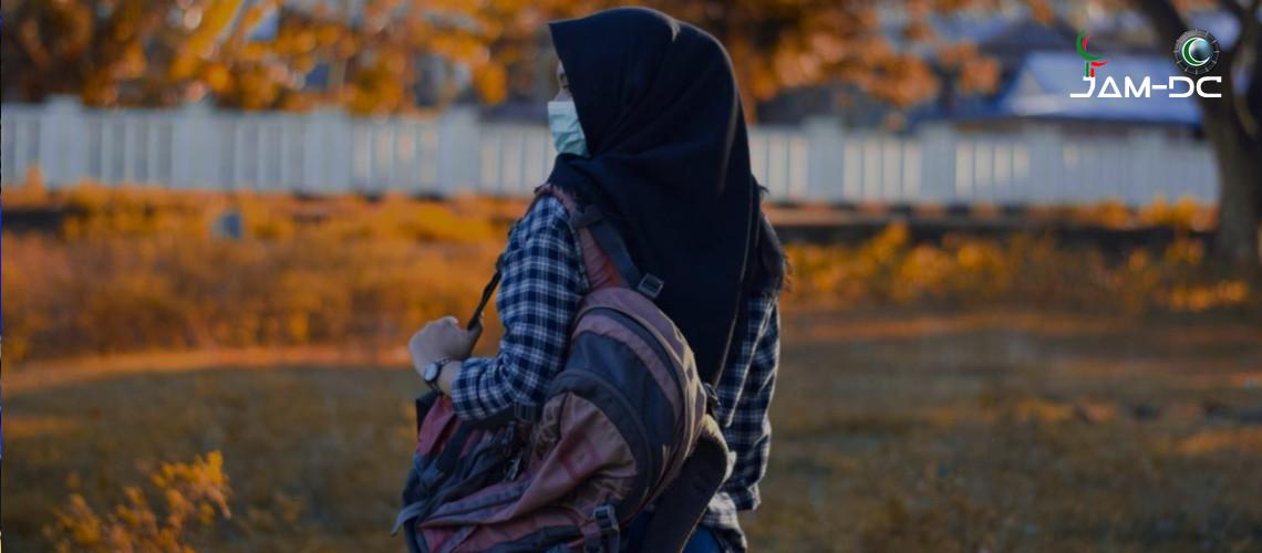 Женщина принимает Ислам, увидев вещие сны