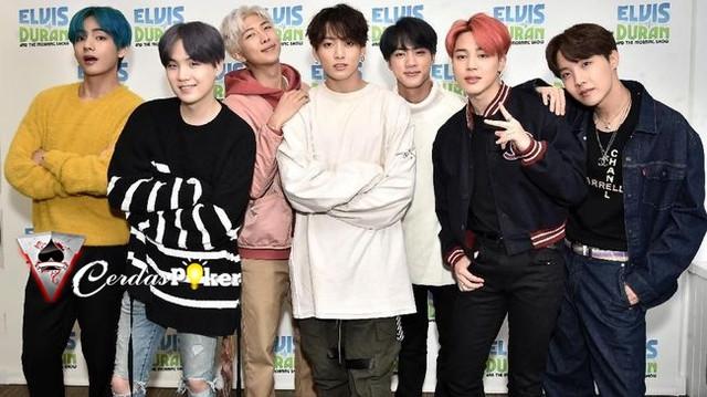 Gerakan Dance Enerjik BTS Berisiko Sebabkan Cedera