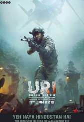 GDrive Uri: The Surgical Strike (2019) FULL MOVIE MP4