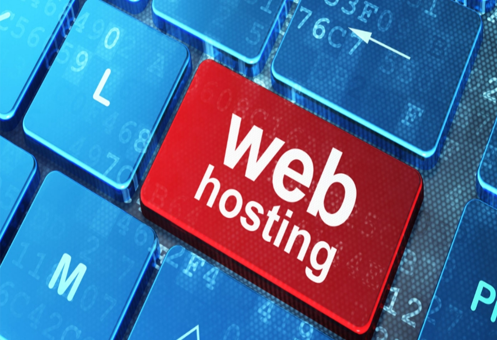 Blog Rank Improved Websites Hosting Interface