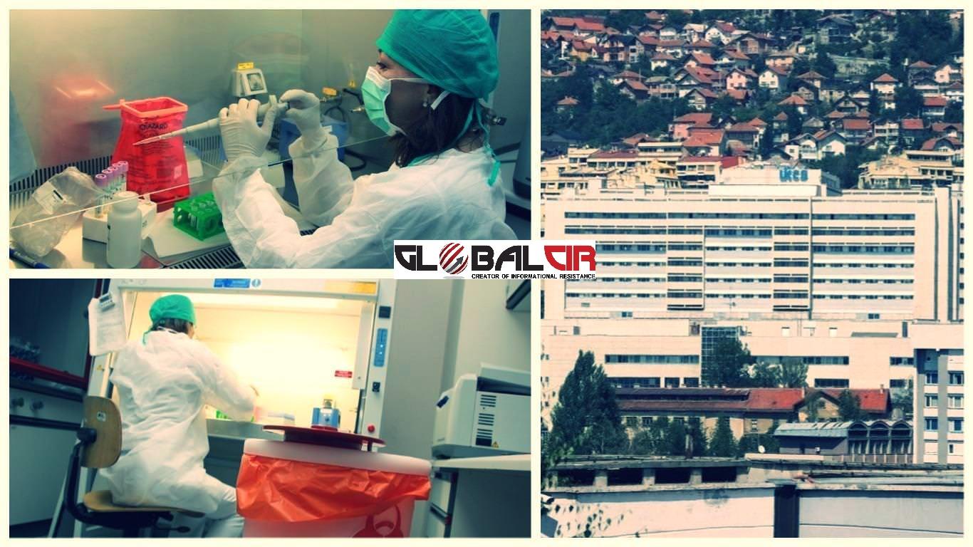 KCUS: 30 novozaraženih u Sarajevu, tokom noći umrla dva pacijenta