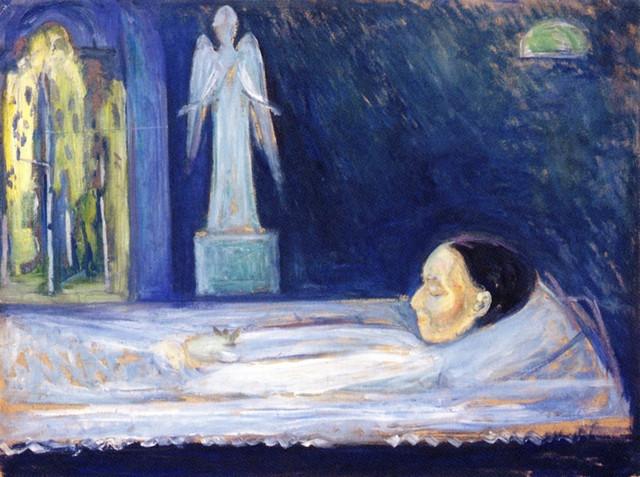 Edvard-Munch-the-angel-of-death