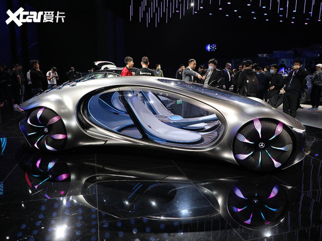 2020 - [Mercedes] Vision Avtr concept 768-F2-C57-3141-4883-9150-0-AA60-A53-BED7