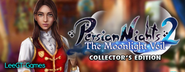 Persian Nights 2: The Moonlight Veil Collector's Edition {v.Final}