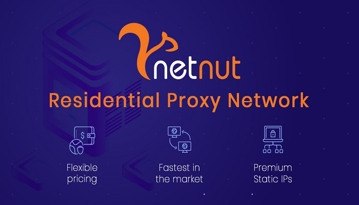 static residential proxies
