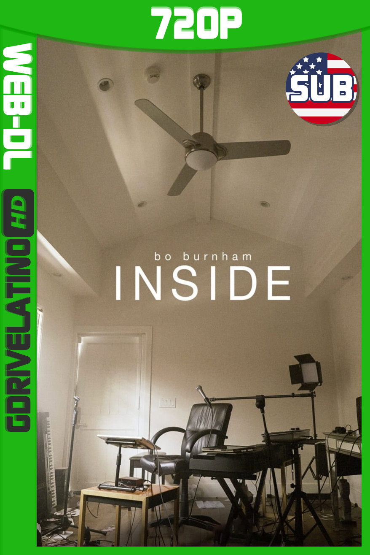 Bo Burnham: Inside (2021) NF WEBDL 720p Subtitulado MKV