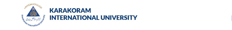 Karakoram International University