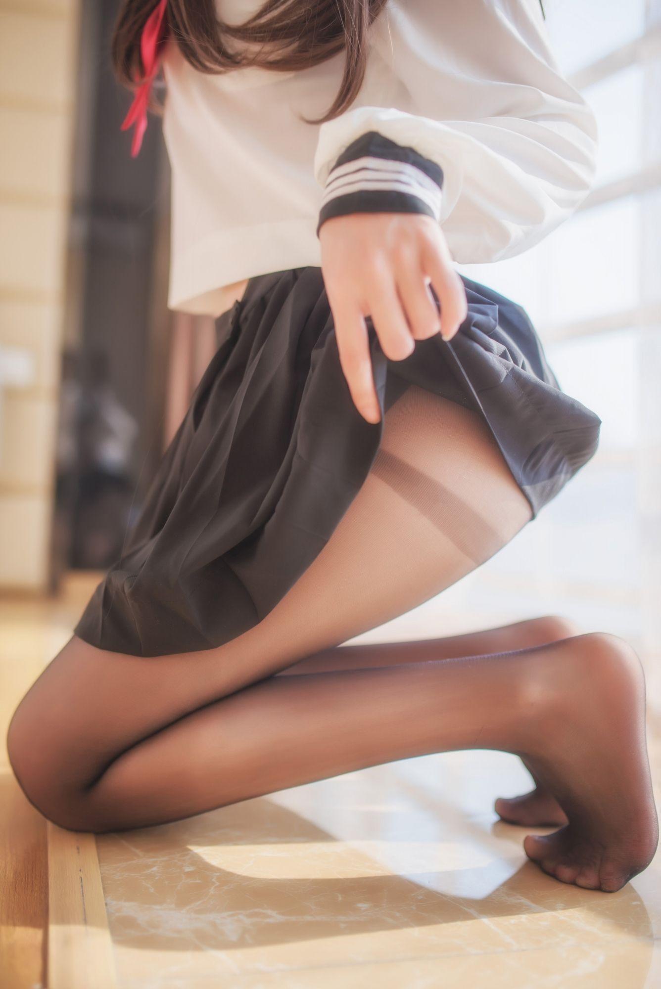 新春小甜点-JK 黑丝美少女