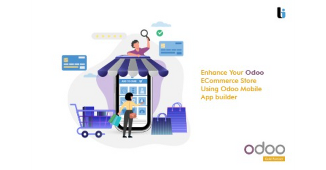 Enhance Your Odoo ECommerce Store Using Odoo Mobile App builder