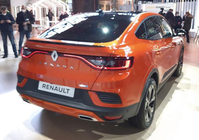 2019 - [Renault] Arkana [LJL] - Page 30 54-DF28-B1-5-F0-E-4-A36-B1-F3-99-CE2960-D932