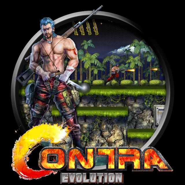 Contra-Evolution-Revolution