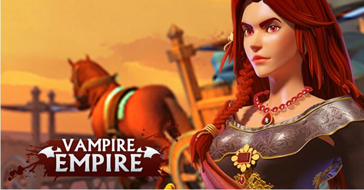 Latest title from Game Hollywood & R2Games – Vampire Empire – slated for November release