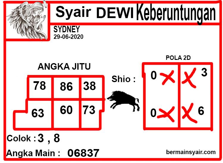 SYAIR-DEWI-KEBERUNTUNGAN-sdy