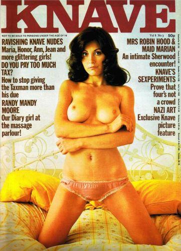 Cover: Knave Vol 08 No 03