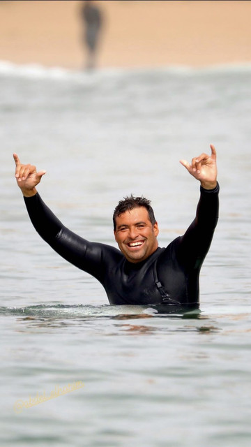 Medina Surfing Instructor Abdel El Harim