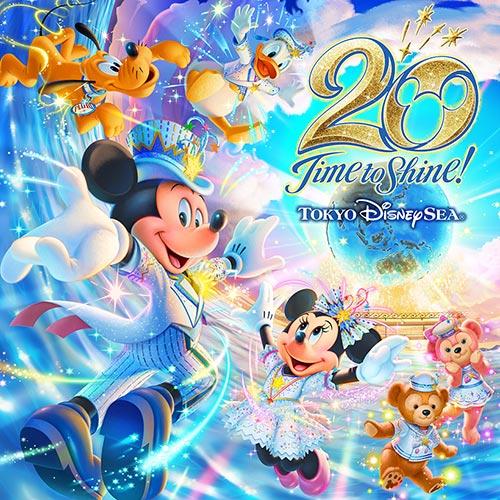 "[Tokyo DisneySea] ""20th Anniversary : Time to Shine !"" (du 4 septembre 2021 au 3 septembre 2022) 46"