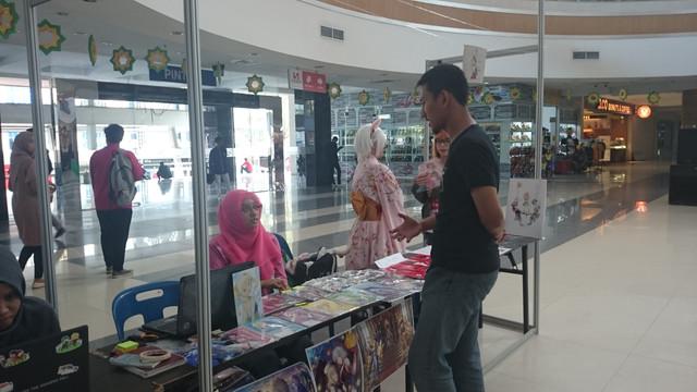 Kemeriahan Batam Hobby Fest 2: Ajang Karya Pegiat Popkultur Batam