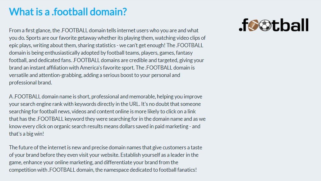 dot-football