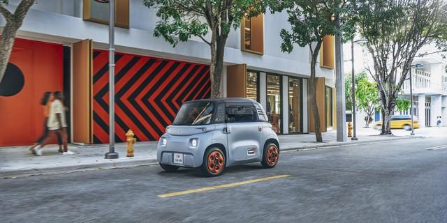 AMI - 100% Ëlectric Arrive Dans Le Réseau Citroën CL-20-006-003