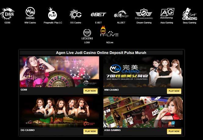 Game Live Casino