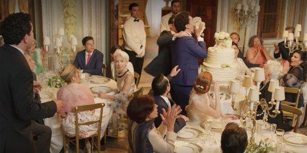 Любовь - свадьба - повтор