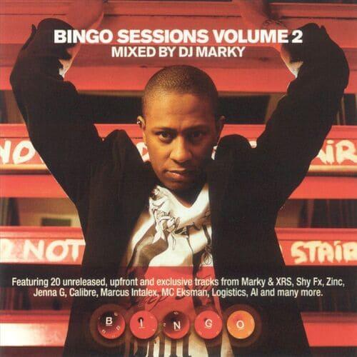 Download DJ Marky - Bingo Sessions Vol. 2 mp3