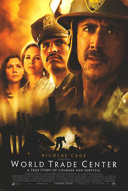 World Trade Center (2006) Dual Audio 720p BluRay [Hindi-English] x264 – 900MB – 400MB –  ESub