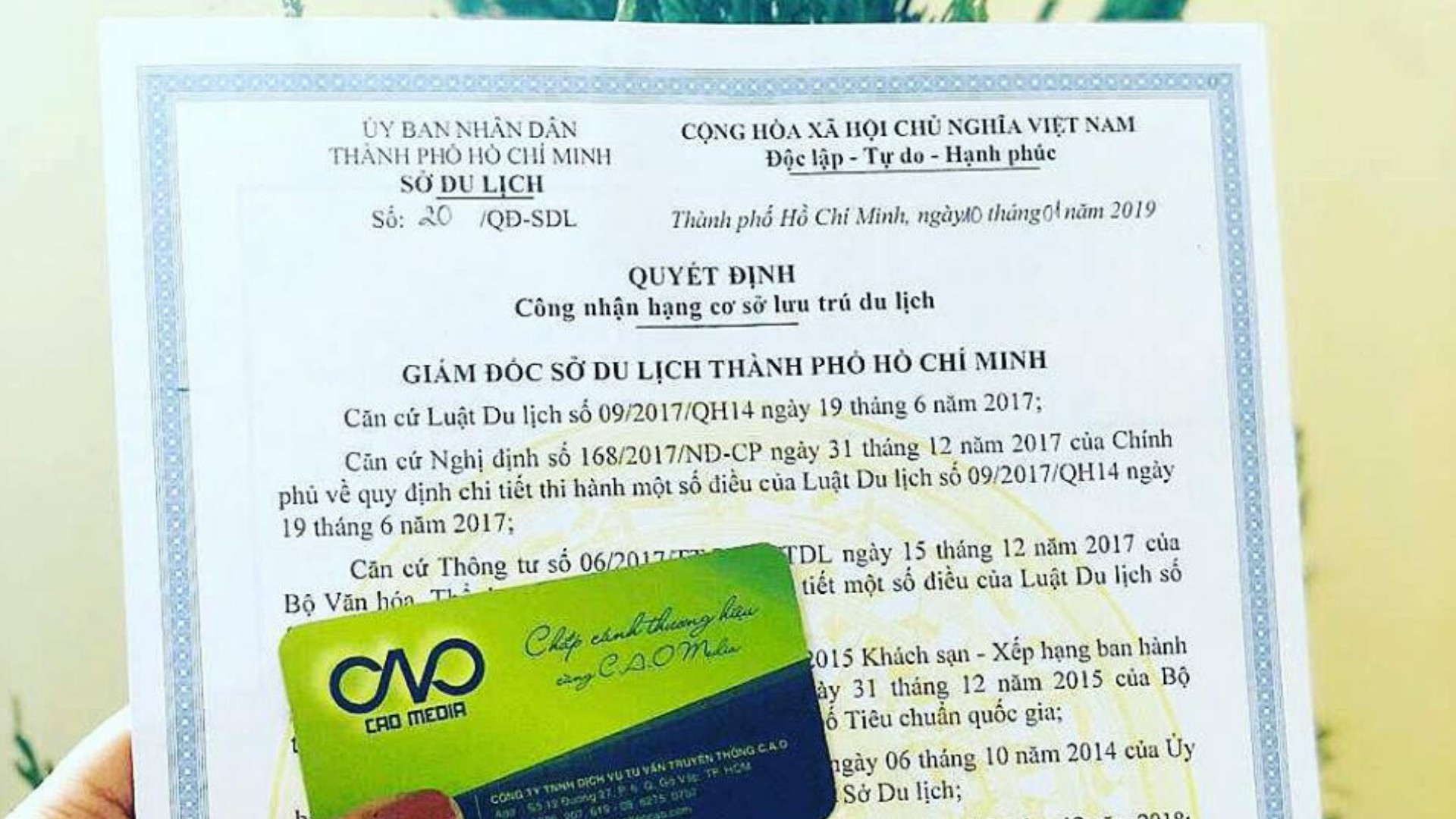 Cho thuê khách sạn ở Đà Nẵng